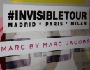 Rolling Stone Magazine – Invisible Tour Marc Jacobs