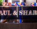 Paul and Shark